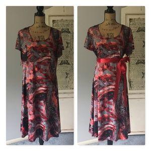 Plus Size Casual Dress Sz 2XL